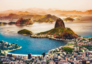 Top Ten Attractions in Rio de Janeiro