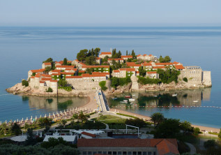 Romance, Riviera and rugged mountains in beautiful Montenegro