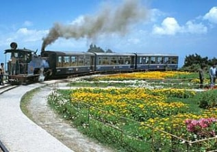 The Toy Train of Himalayan Darjeeling - West Bengal - India
