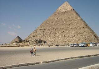 Exploring the ancient treasures of Giza!