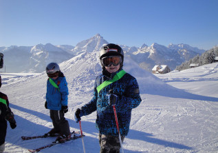 Holiday in Switzerland with kids this summer!