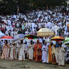Ethiopian Christmas on January 7th