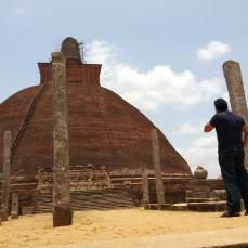 The Great Monastic City - Anuradhapura