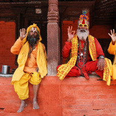 Nepal : Kathmandu Valley City Sightseen