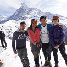 Trekking Without a Guide in Nepal