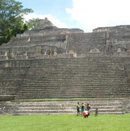 Walk in the Footsteps of the Ancient Mayans