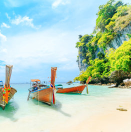 11-Day Thailand Vacation to Famous Sites from Bangkok
