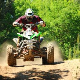 Day Excursion with ATV Ride in Ksamil from Saranda