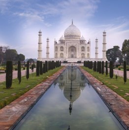 Grab this opportunity to visit Taj Mahal & Agra Fort