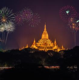 4-Day Tour of Yangon, Bagan & Mandalay