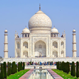 Full-Day Agra Fort & Taj Mahal Tour with Shopping Highlights
