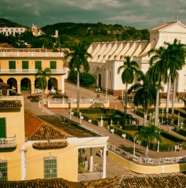 Sightsee Historical Cuban Monuments