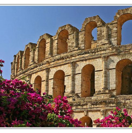 Roam around the Rome-inspired Tunisia