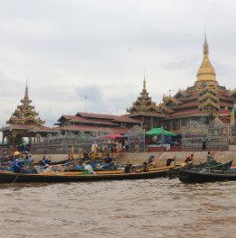 Catch Glimpses of Burma