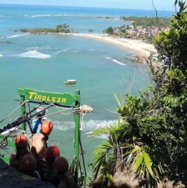 Explore the picturesque Ilha de Tinharé Island