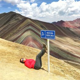 Hike via Inca Trail & view the Rainbow Mountain