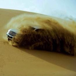 Head Over for a Dune Bashing escapade