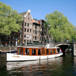 2-Hour Amsterdam Canal Tour