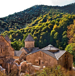 Take a lake tour of Armenia