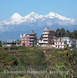Nagarkot Chagu Hiking