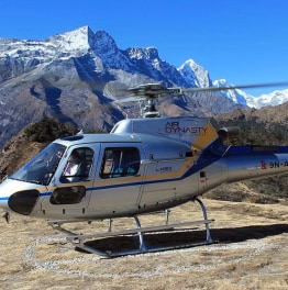 5-Hour Annapurna Base Camp Helicopter Tour from Pokhara