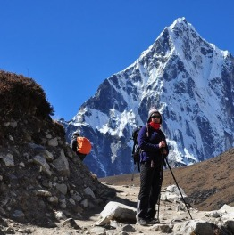 Exciting Trekking tour to Everest Base Camp