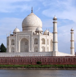 See the Taj in all its Magnificience