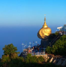 4-Day Yangon, Kyaiktiyo & Bago Sightseeing Tour