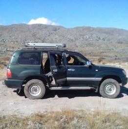 Car rental and tour guiding service wih Jean claude tour in Madagascar