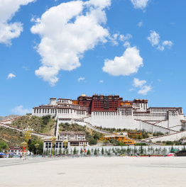 Lhasa Highlights 4 Day Excursion