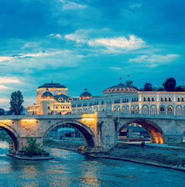 Explore this city in the center of the Balkan Peninsula