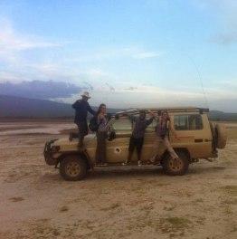 4-Days; Elephant Safari Experience ( Serengeti N.P, Tarangire N.P and Ngorongoro Crater )