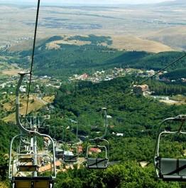 Explore the Armenian capital and its neighbourhood