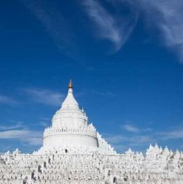 Full-Day Amarapura, Mingun, Sagaing & Innwa Sightseeing Tour