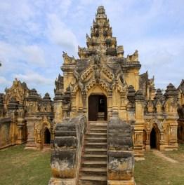 8-Hour Amarapura, Sagaing & Inn Wa Sightseeing Tour