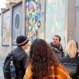 Admire the Cool Street Art