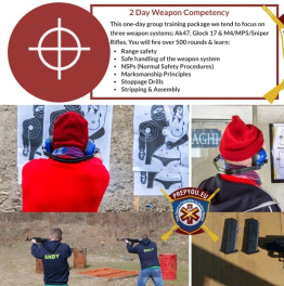 Complete Your Weapon Competency Bundle
