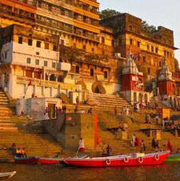 Golden Triangle with Varanasi and Khajuraho