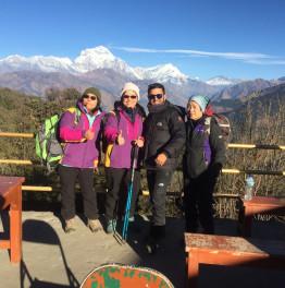 11 Days Annapurna Base Camp Trek from Kathmandu