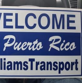 Tour to Puerto Rico