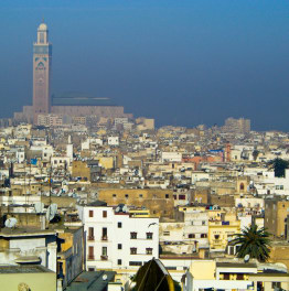 Discover various regimes of this Moroccan city