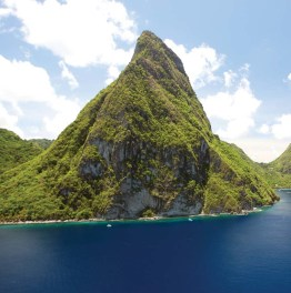 Explore volcanic islands through shore excursions