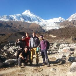 Challenge the Manaslu Circuit Trek