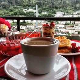 Savour Albanian Food & witness Artisan