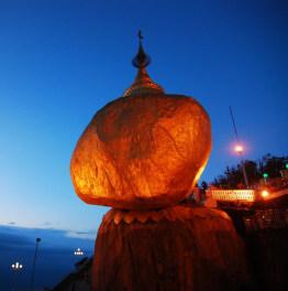 4-Day Yangon, Bago & Kyaiktiyo Sightseeing Tour