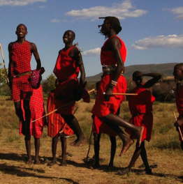 Experience the Magic of Kenyan wilderness