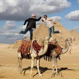 Full day pyramids and Sakkara pyramids