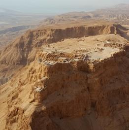 1-Hour Flying ATV Ride In Masada
