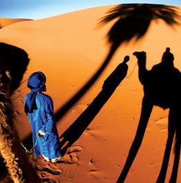 Follow the Kasbah Trail on Old Caravan Route