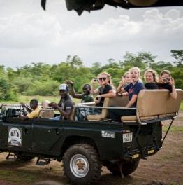 View Ghanaian Wildlife & do village tours